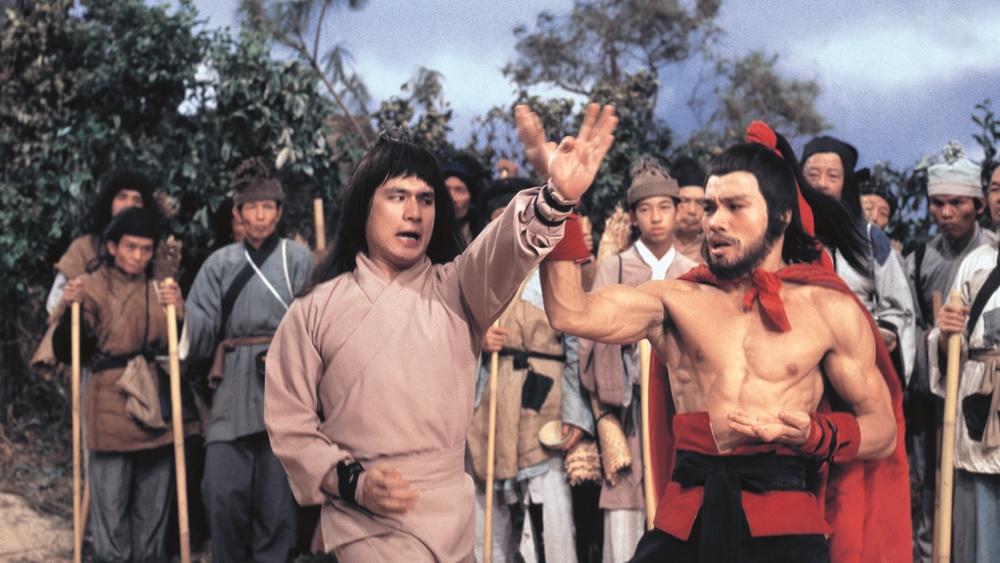 ''The Brave Archer 2'' tiếp tục với câu chuyện còn dang dở ở phần 1, khi Quách Tĩnh thắng trong cuộc tỉ thí và giành được Hoàng Dung.