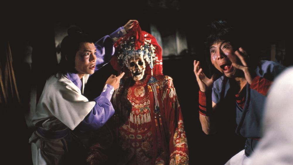 Một phân cảnh khác trong phim ''The Fake Ghost Catchers''