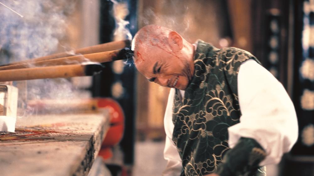 Ngũ Lang được giải cứu và lưu lạc tới Ngũ Đài Sơn, quy y cửa Phật trong phim ''The Eight Diagram Pole Fighter''