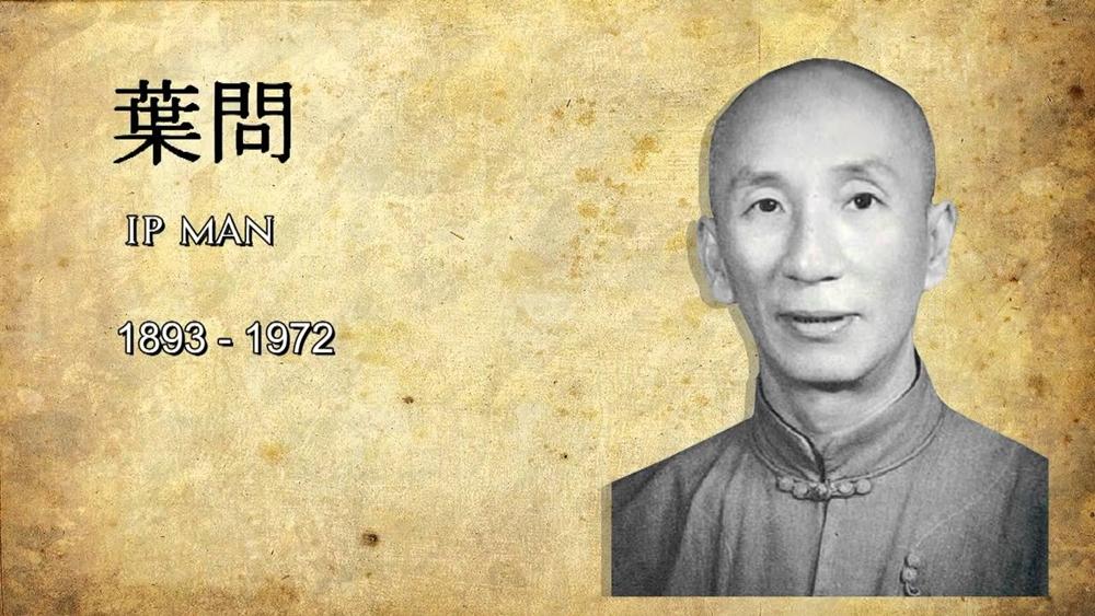 Võ sư nổi tiếng người Trung Quốc Diệp Vấn.