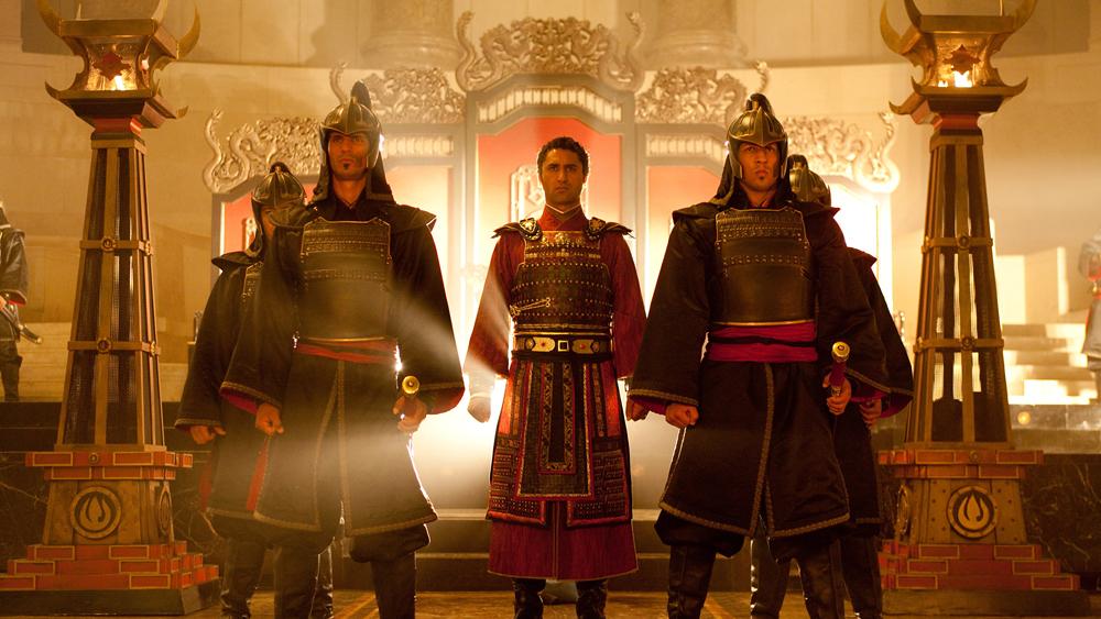 Sau khi Tiết Khí Sư cuối cùng biến mất, Suốt 100 năm, Hỏa quốc tiến hành âm mưu bá chủ thế giới.