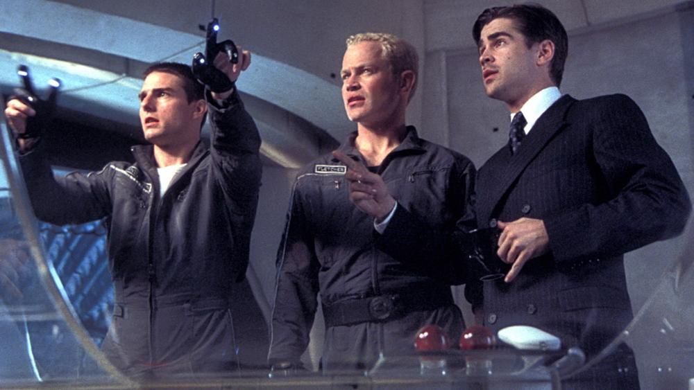''Minority Report'' là câu chuyện về thế giới ở thì tương lai, John Alderton là đội trưởng của lực lượng Phòng Chống Tội Phạm Được Dự Đoán Trước.