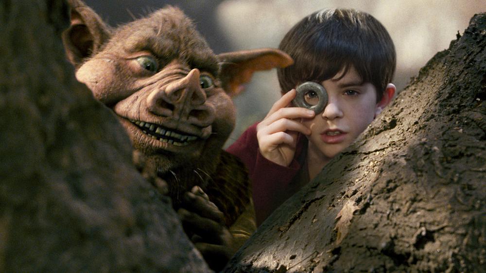 Cuộc sống của Jared bỗng thay đổi khi cậu bé tìm thấy cuốn sách lạ về những sinh vật kì diệu trong thế giới xung quanh.