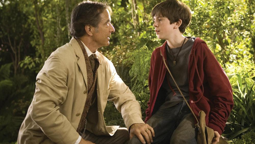 Jared gặp lại cụ cố Arthur Spiderwick và được kể cho nghe toàn bộ sự thật về cuốn sách.