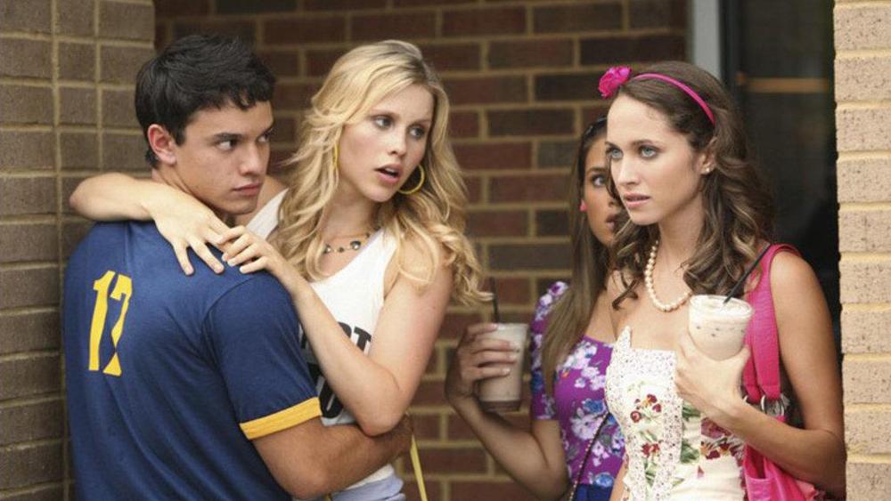 Nhưng thực chất Jo được đám chảnh chọe trong trường trả tiền để kết thân với Abby