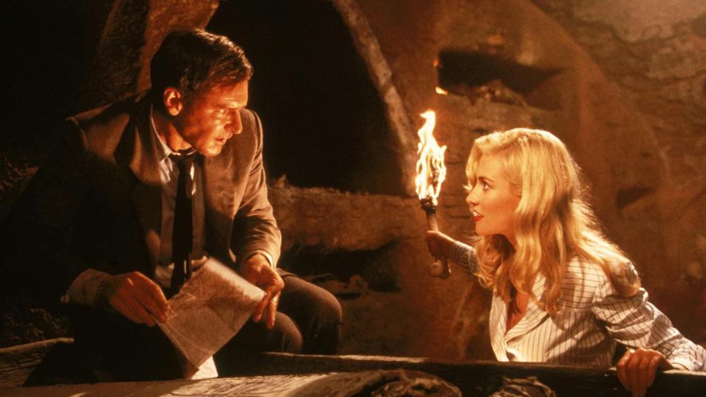 Một phân cảnh khác trong phim ''Indiana Jones And The Last Crusade''