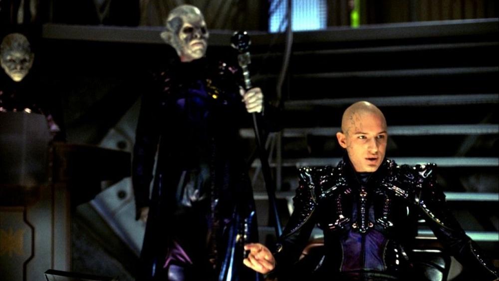 Một phân cảnh khác trong phim ''Star Trek: Nemesis''