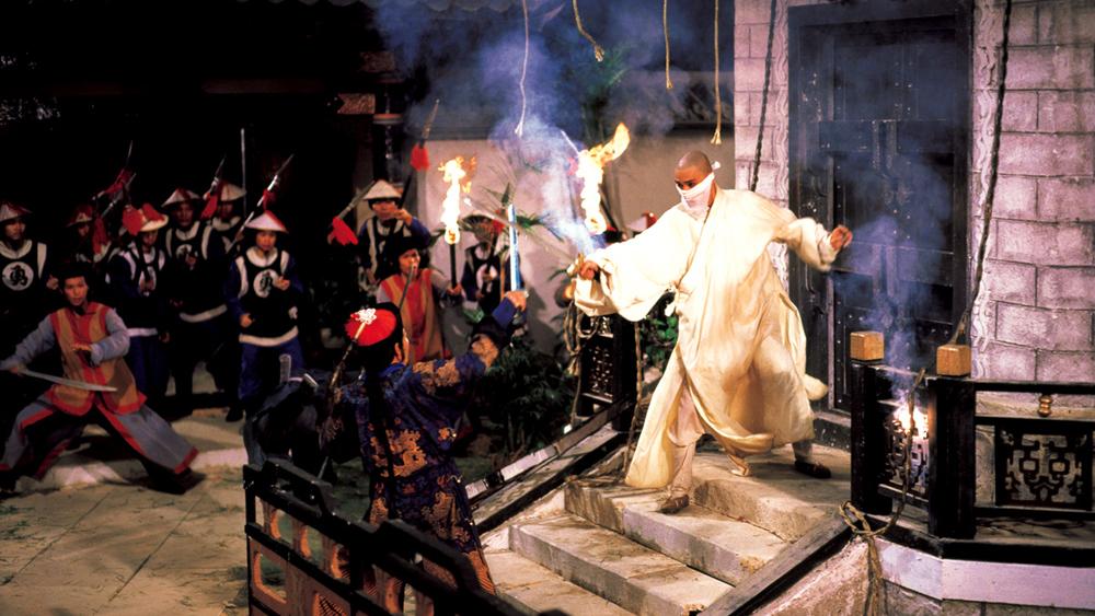 Một phân cảnh khác trong phim ''The Emperor And His Brother''