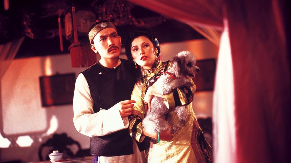 Hoàng đế Càn Long cùng Tam cô nương trong phim ''Emperor Chien Lung And The Beauty''