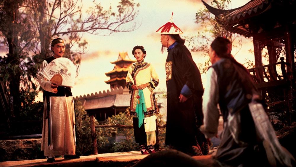 Vì một hiểu lầm tai hại nên thay vì bắt được Lưu Dung trong nhà Tam Cô Nương thì Ngạc Dung An lại bắt được hoàng đế Càn Long.