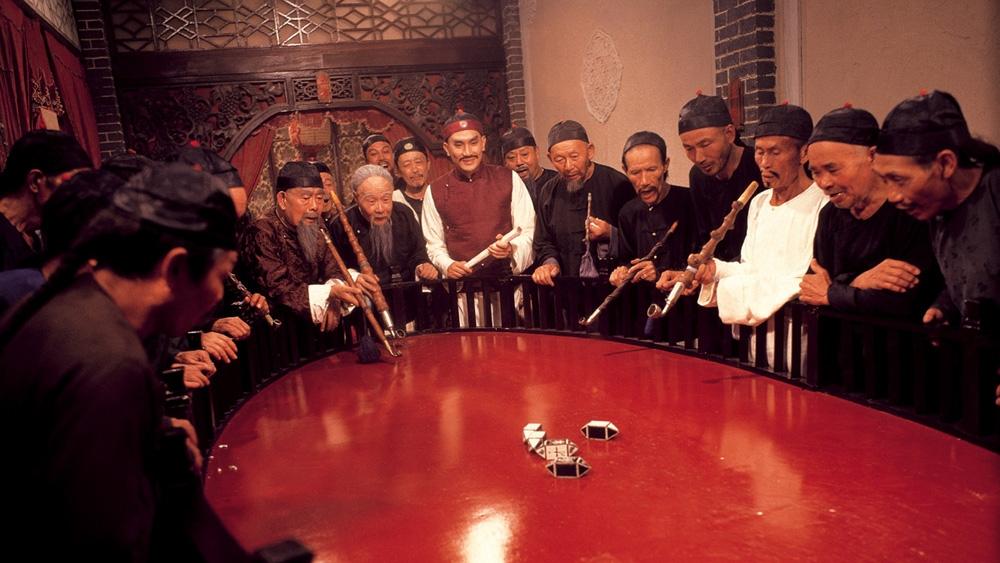 Một phân cảnh khác trong phim ''Emperor Chien Lung And The Beauty''