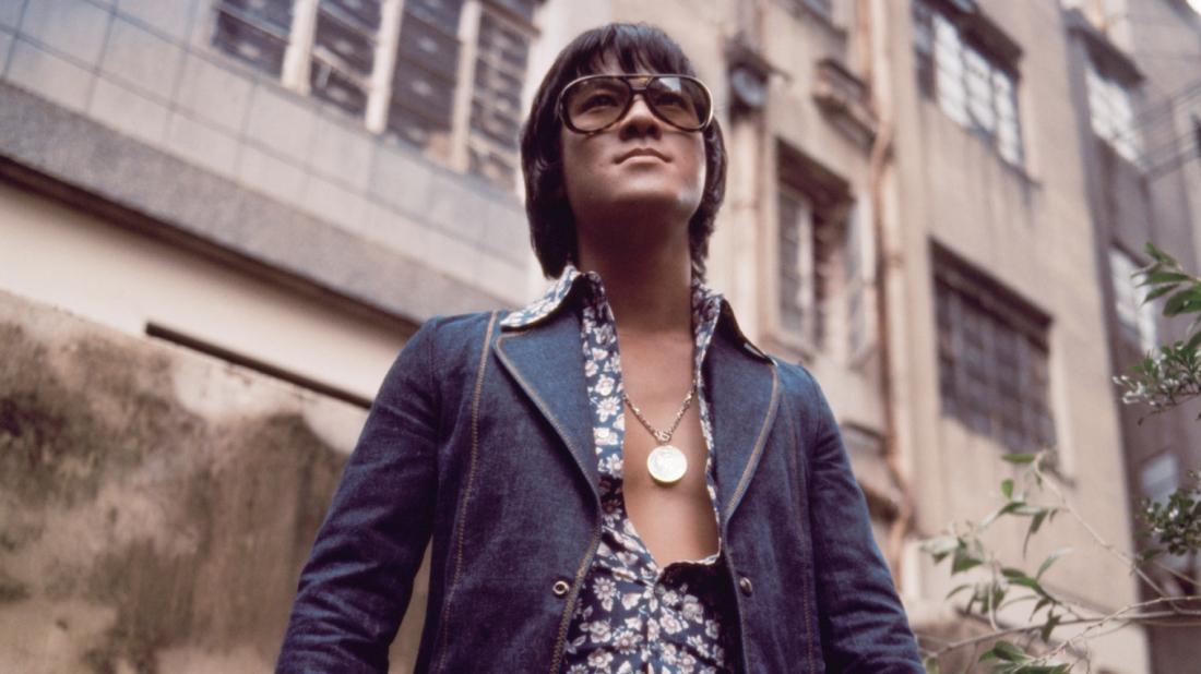 Hình tượng ngôi sao võ thuật nổi tiếng Lý Tiểu Long trong phim ''Bruce Lee And I''.