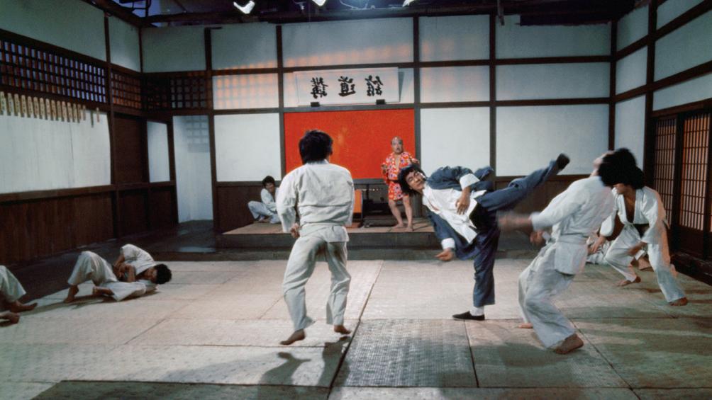Một cảnh trong phim ''Bruce Lee And I''.