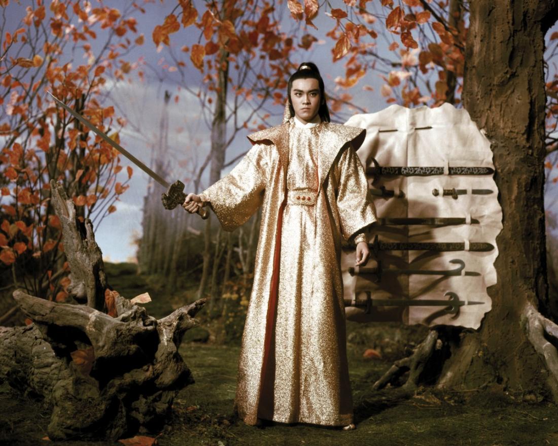 Nhĩ Đông Thăng trong vai Tam Thiếu Gia.