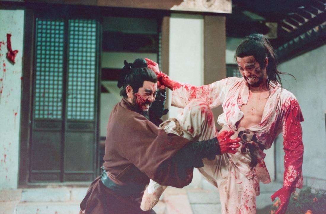 Võ Tòng quyết đấu với Tưởng Trung.