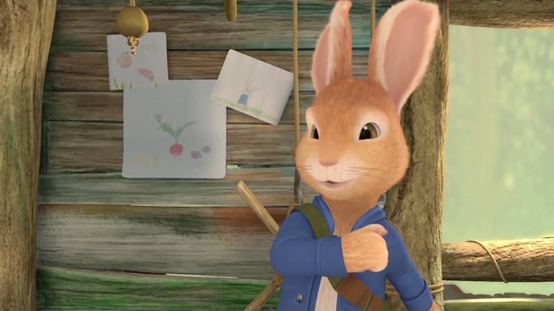 Chú Thỏ Peter