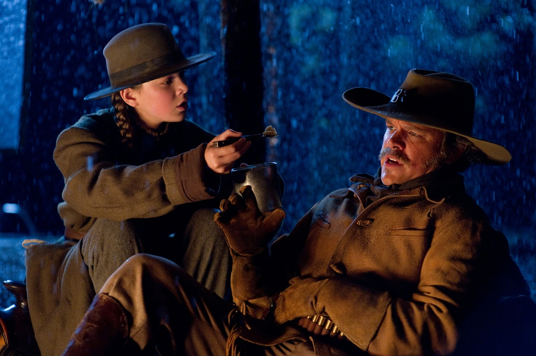 Matt Damon trong vai chàng lính biệt kích Texas - La Beouf.