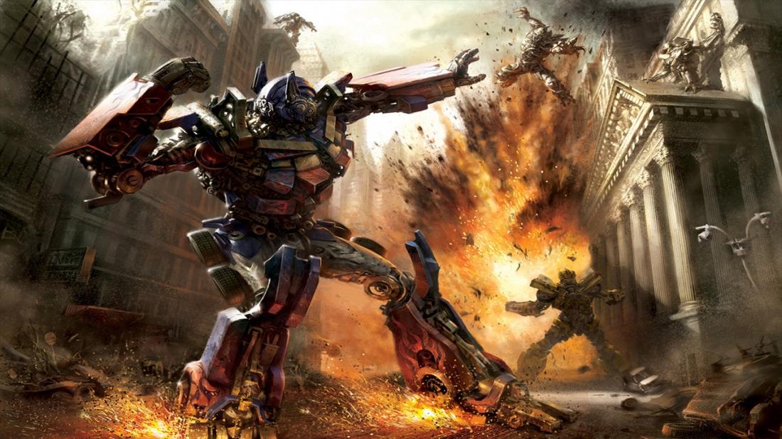 Thế lực robot ác Deception do Megatron cầm đầu tới Trái đất nhằm tìm thực thể Lập phương - chìa khóa để xây dựng hành tinh Cybertron.