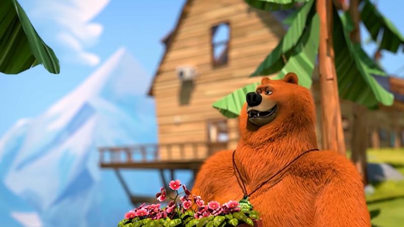 Gấu Grizzy Và Đội Quân Chuột
