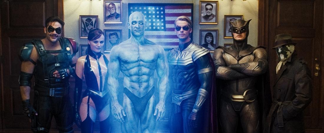 Những người trong nhóm Watchmen chỉ là những cảnh sát bình thường. Để bảo vệ người dân, họ đeo mặt nạ và lấy nhiều bí danh khác nhau.