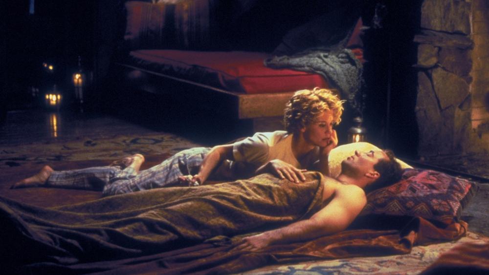 Một phân cảnh lãng mạn trong phim ''City Of Angels''