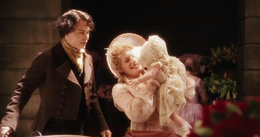 Benjamin Baker và những tháng ngày ngắn ngủi hạnh phúc bên vợ con.
