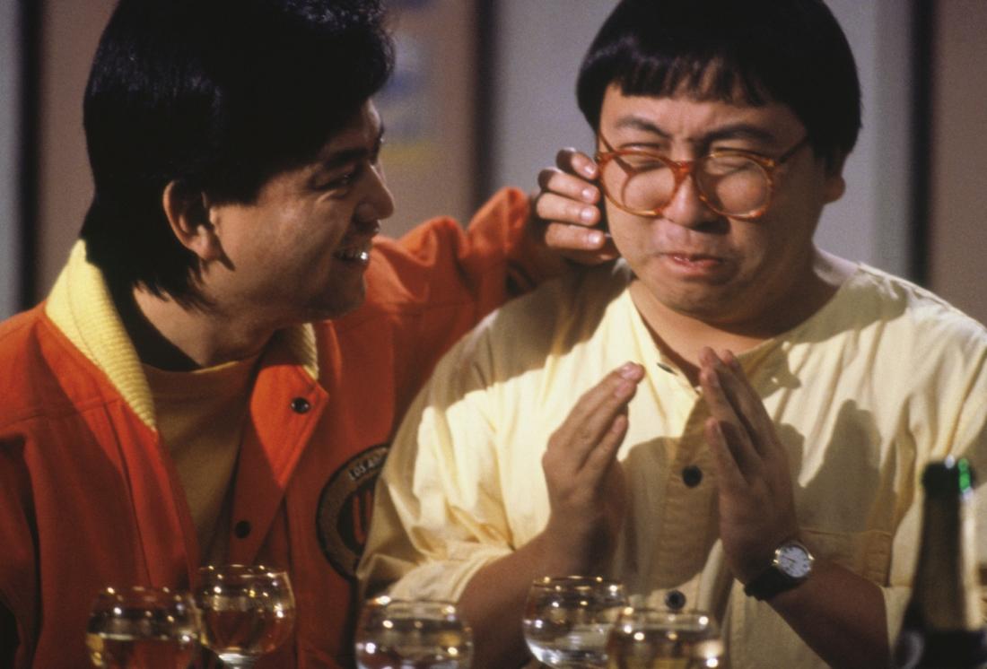 Hai đạo chích Trần Chân và Mập với nhiều tình huống hài hước trong phim.