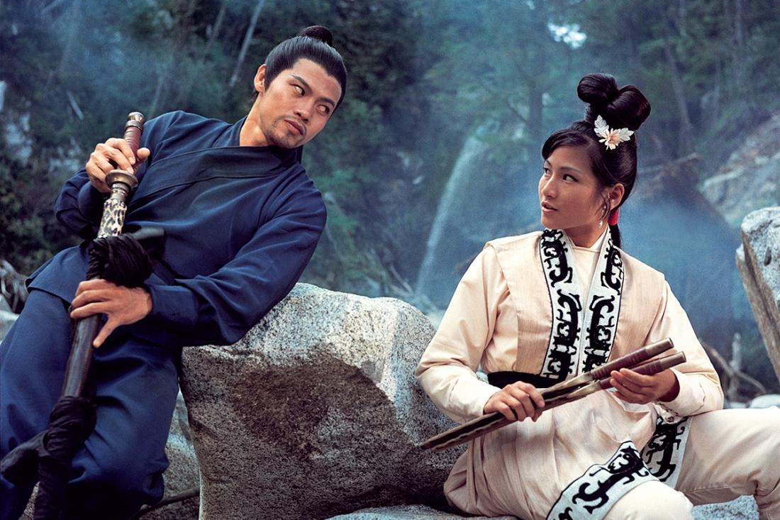 Kim Yến Tử và Hàn Đào.