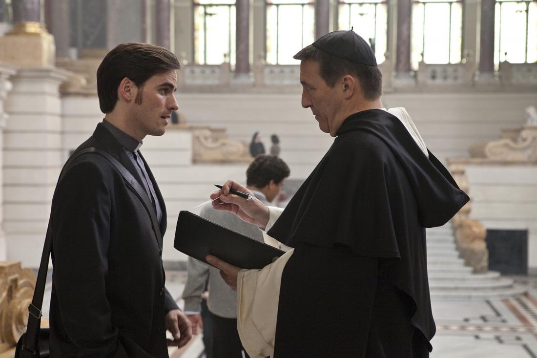 Michael Kovak - học viên tại trường đào tạo giáo sĩ nhà thờ - miễn cưỡng tham dự trường học trừ tà ở Vatican.