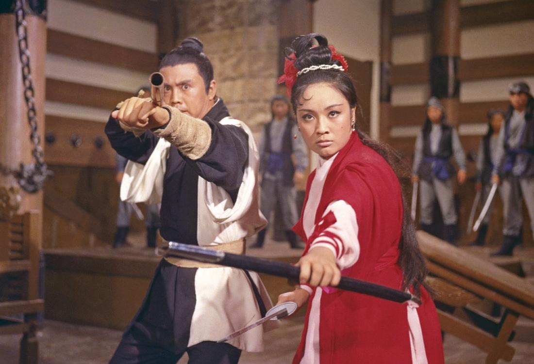 Trái ngược với người chị tên Ngọc Lâm - cô gái hiền lành tốt bụng, Băng Nhi rất tráo trở và luôn tìm cách giết Tần Phi.