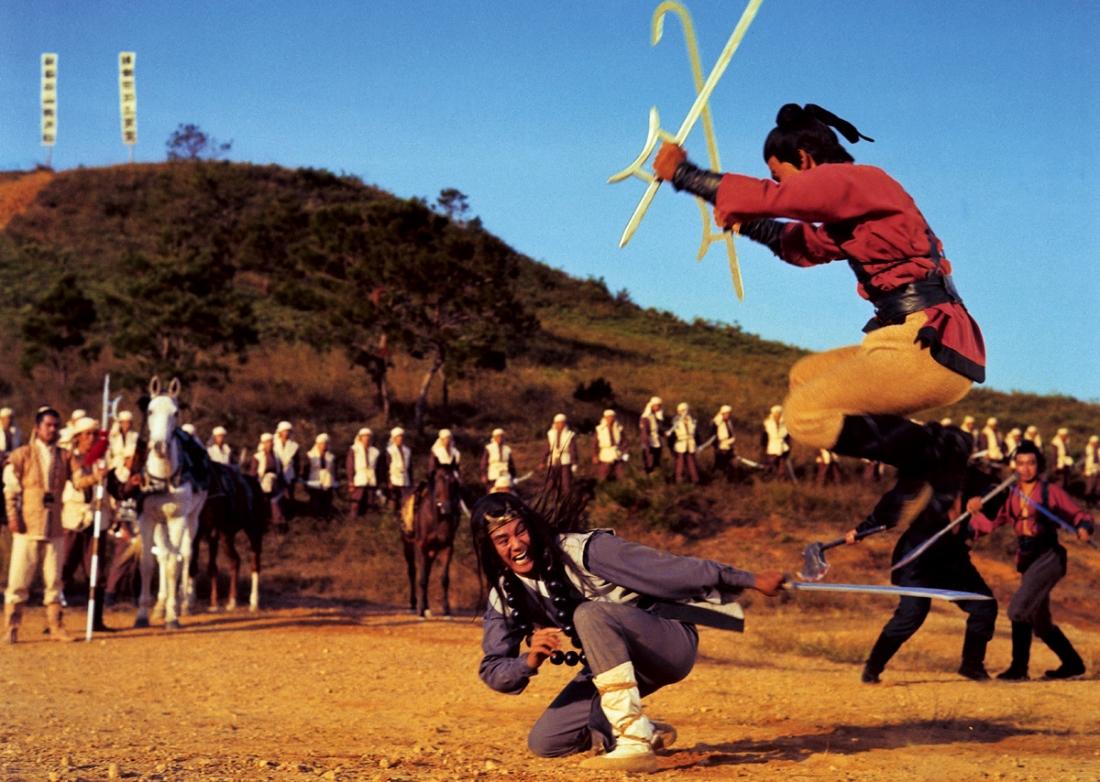 Những tướng lĩnh Lương Sơn gồm Tống Giang, Ngô Dụng, Lý Quỳ đã lên kế hoạch báo thù cho Tiều Cái.