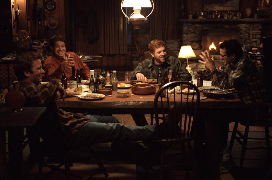 Bốn người bạn từ thời thơ ấu là Jonesy, Beaver, Pete và Henry cùng có chung một bí mật.