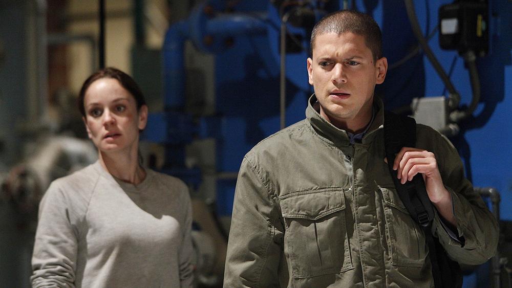 Một phân cảnh khác trong phim ''Prison Break: The Final Break''