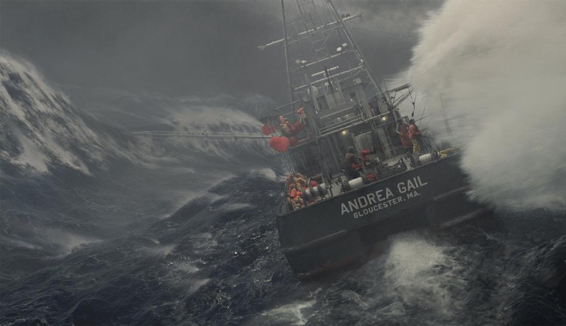 Trên đường trở về sau khi đánh được mẻ cá lớn, tàu Andrea Gail phải đối mặt với một trận cuồng phong khủng khiếp.