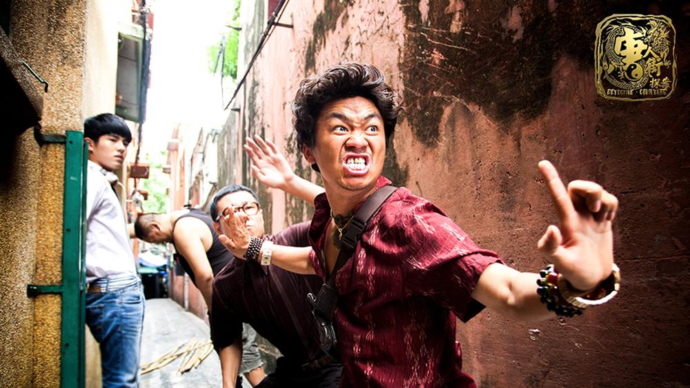 ''Detective Chinatown'' xoay quanh Tần Phong - một thiếu niên trượt kỳ thi vào học viện cảnh sát, đến khu phố Tàu tại Bangkok tìm cậu họ.