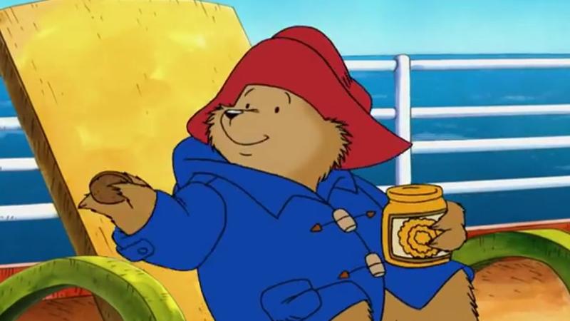 Cận cảnh chú gấu trong phim ''Paddington Bear''