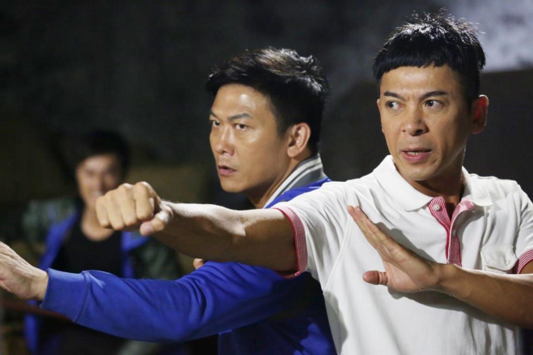 Hai nhân vật Bao Kế Xung và Hà Chính Đông trong ''Wudang Rules''.