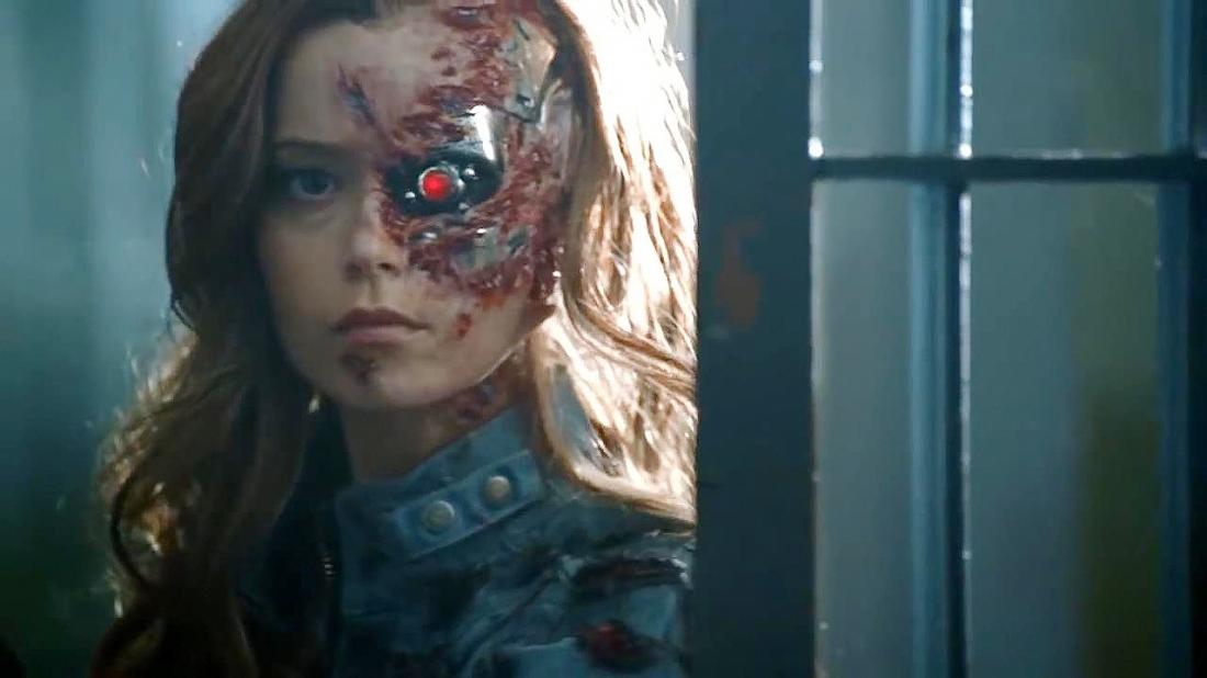 Cameron Phillips là một robot hủy diệt đã được lập trình lại, được cử tới từ năm 2027 để bảo vệ mẹ con Sarah và John.