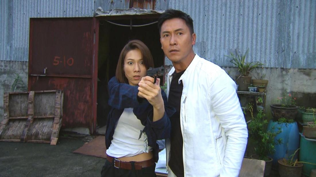 Đội trưởng đội Phi Hổ là Triển Hãn Thao và cảnh sát chìm Chung Vy Ân.
