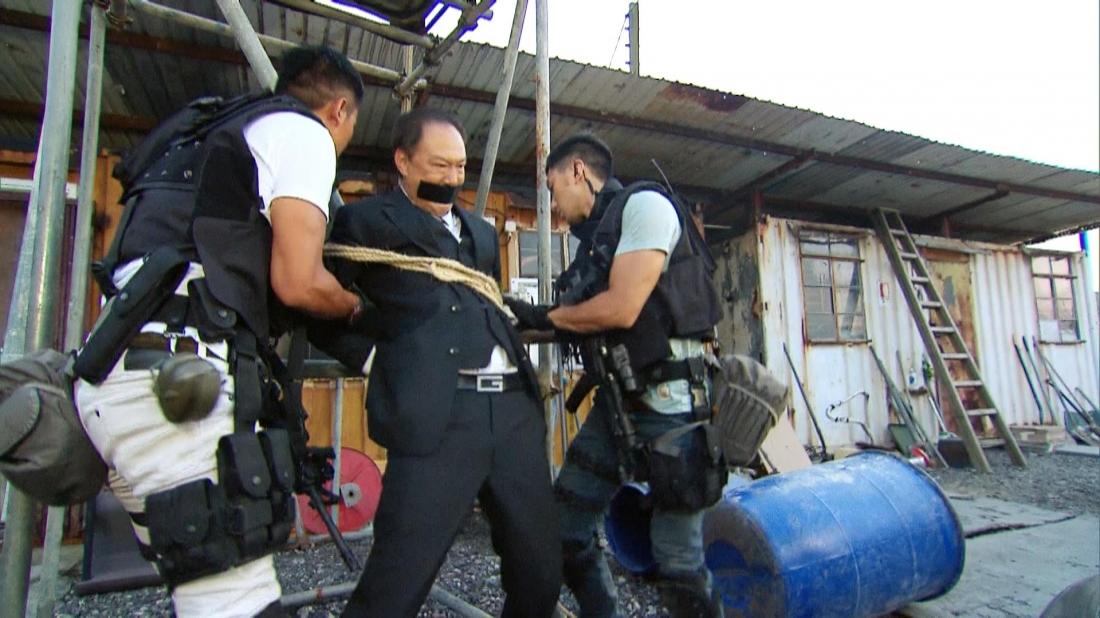 Các thành viên đội Phi Hổ liên tục đối mặt với các tình huống nguy hiểm.