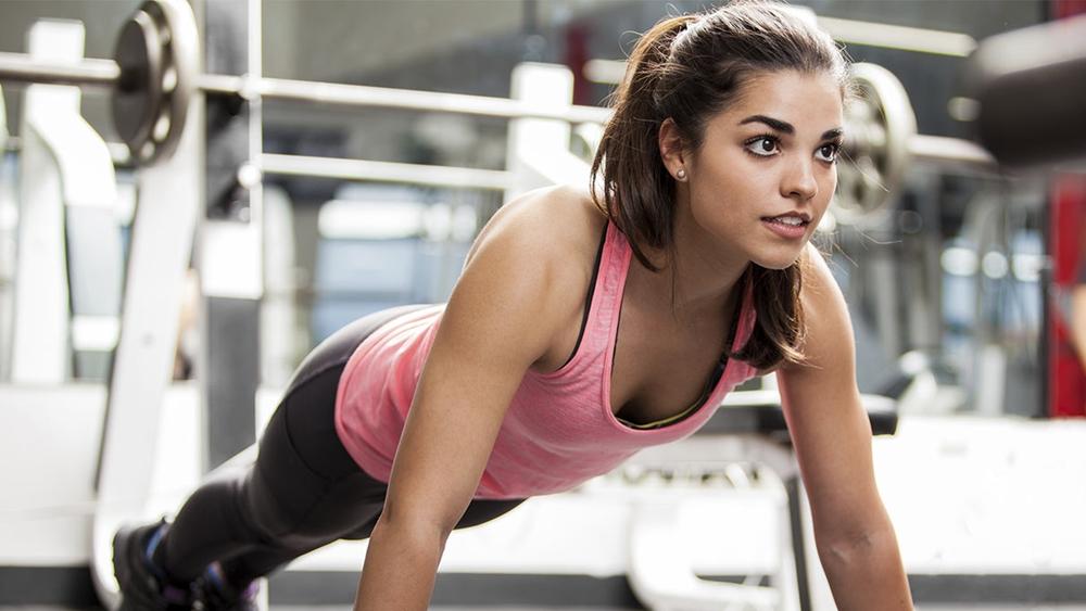 Tập Fitness