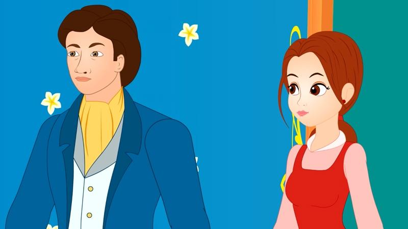 Công chúa được hoàng tử lựa chọn.