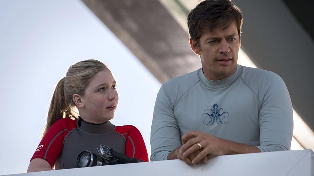 Một phân cảnh khác trong phim ''Dolphin Tale 2''