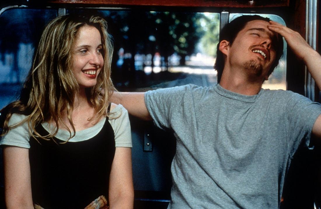 Anh chàng người Mỹ Jesse tình cờ gặp cô gái Pháp Celine trên một chuyến tàu du lịch châu Âu.