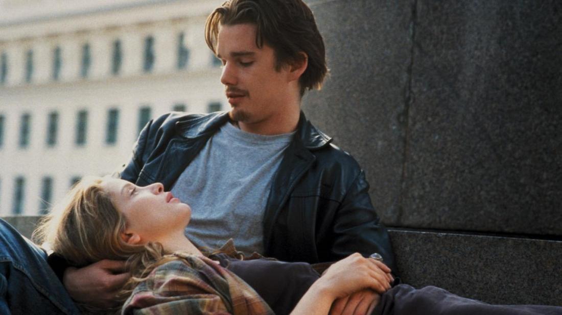 Một trong những thành công lớn nhất của bộ phim chính là diễn xuất của Ethan Hawke trong vai Jesse và Julie Delpy trong vai Celine.