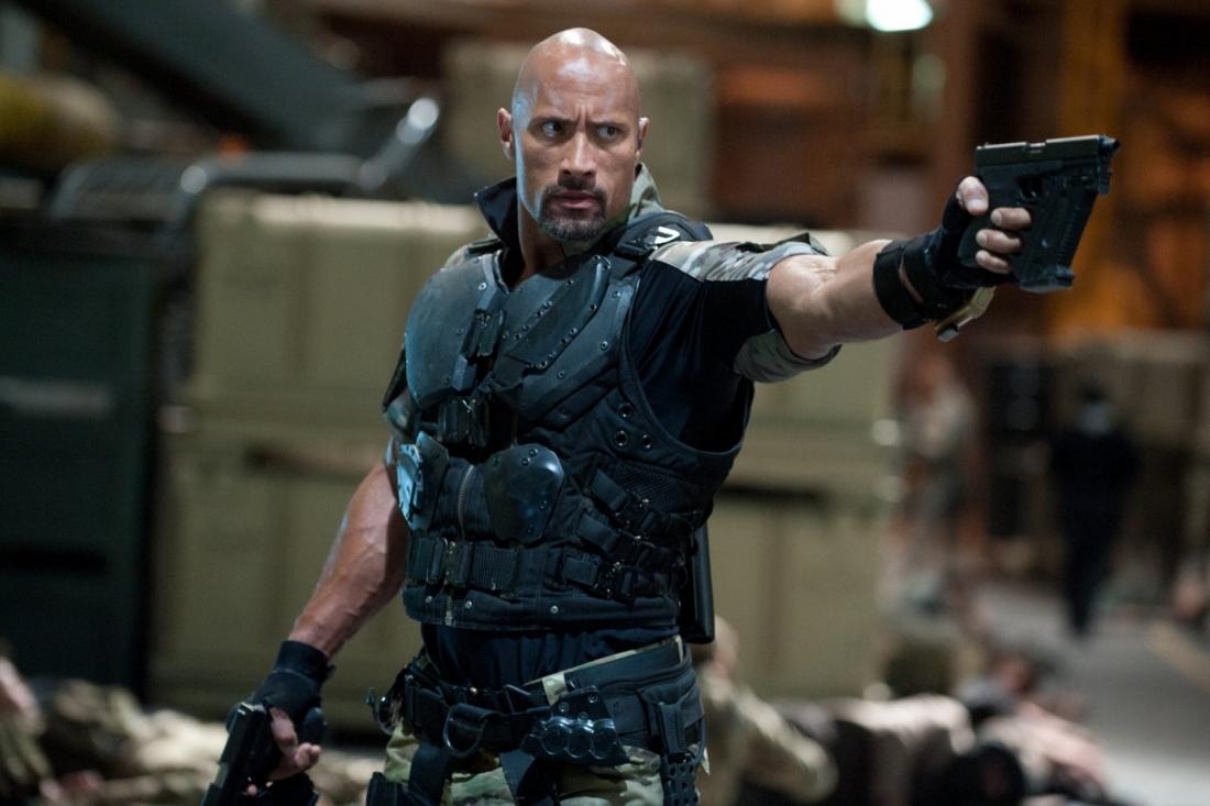 Những trận chiến hoành tráng, những màn tập kích cháy nổ ngút trời luôn là nét đặc trưng trong 2 phần ''G.I. Joe''.