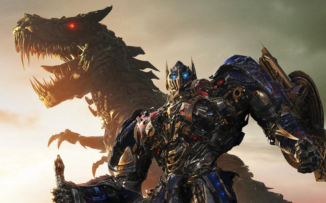 Các Dinobot trong ''Transformers: Age Of Extinction'' có ngoại hình siêu ''ngầu''.