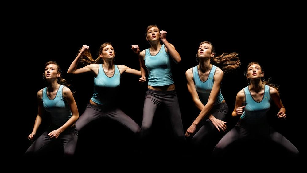 Tập aerobic là một trong những phương pháp tốt nhất để giảm cân nhanh chóng.