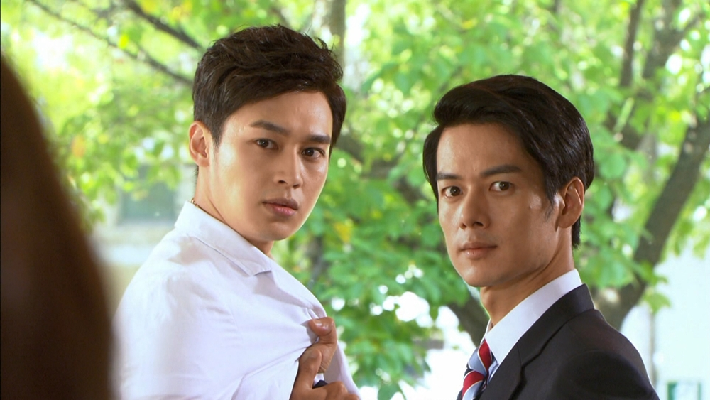 Một phân cảnh khác trong phim ''Cheongdamdong Scandal''