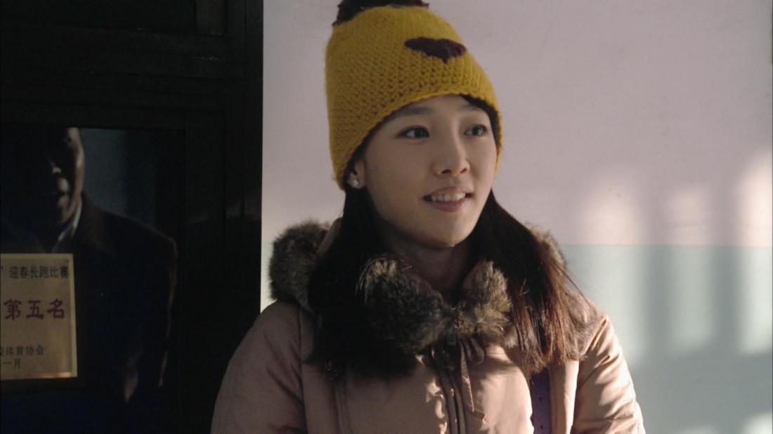 Bạch Bách Hà trong vai Tiểu Kiều.